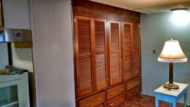 Bedroom closets or a pantry??